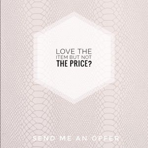 • love the item but not the price? •